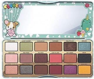 Profesional Makeup Product White Chocolate Gold Bar Metallic Matte Eyeshadow Sweet Peach Peanut Just Peachy Clover Collection clover