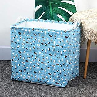 N / A Ensemble de données de Vent Simple Tissu boîte de Rangement Pliante Enfants Jouet boîte de Rangement vêtements Sac d...