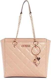 Guess Tote Bag for Women- Pink