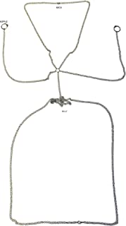 Full Body Chain 316L Surgical Steel