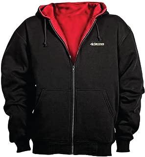Dunbrooke NFL Craftsman Full Zip Thermal Hoodie, San Francisco 49ers - Large