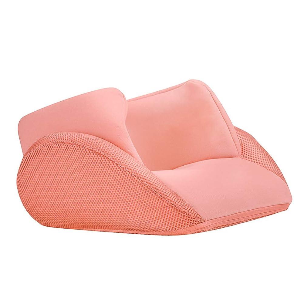 ベッド歩く赤字電動ボディビューティーマッサージャー女性の腰のためのヒップトレーナーインテリジェント美尻お尻筋肉トレーニングヒップマッサージャー,ピンク