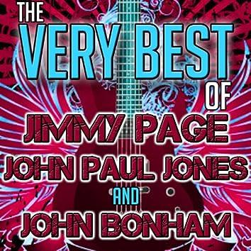 The Very Best of Jimmy Page, John Paul Jones and John Bonham