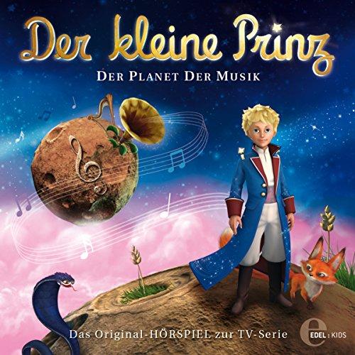 Der Planet der Musik. Das Original-Hörspiel zur TV-Serie Titelbild