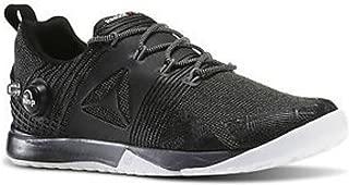 Reebok Womens Crossfit Nano Pump 2.0 Fitness Shoe Black/White/Alloy