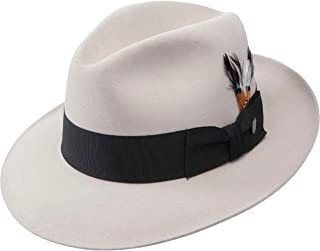 8b237470133209 Amazon.com: $200 & Above - Fedoras / Hats & Caps: Clothing, Shoes ...