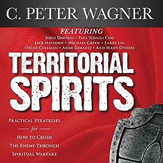 Territorial Spirits audiobook cover art