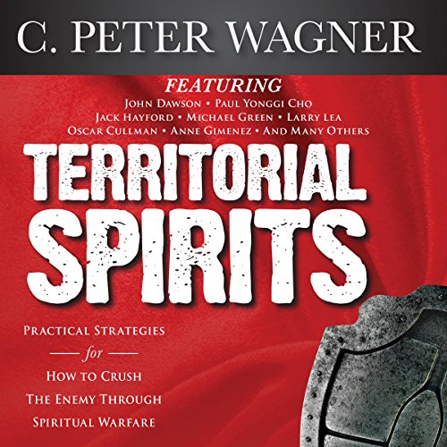 Territorial Spirits audiobook cover art