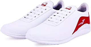 PrasKing Light Weight Canvas Casual Sneaker Shoes for Men