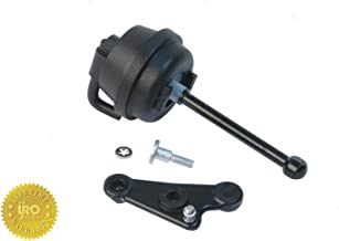 URO Parts 2721402401RPRM Intake Manifold Repair Kit, HD Actuator and Metal Rod and Silicone Diaphragm: HD Aluminum Pivot Lever, New Pivot Bolt