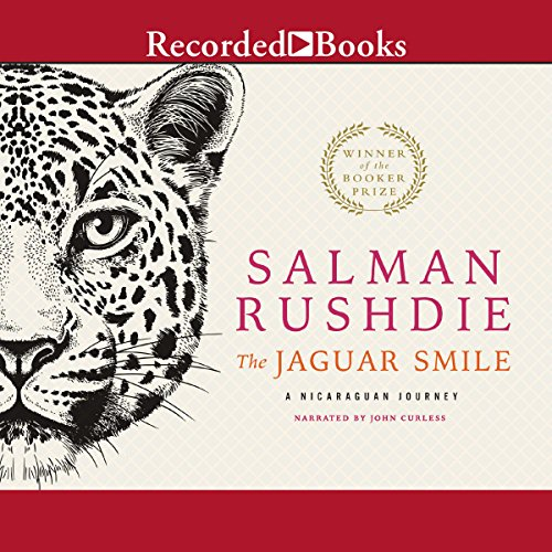 The Jaguar Smile audiobook cover art