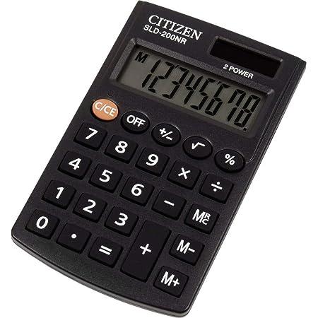 Neon Mix TTO Taschenrechner DG-555M 12-Stellig