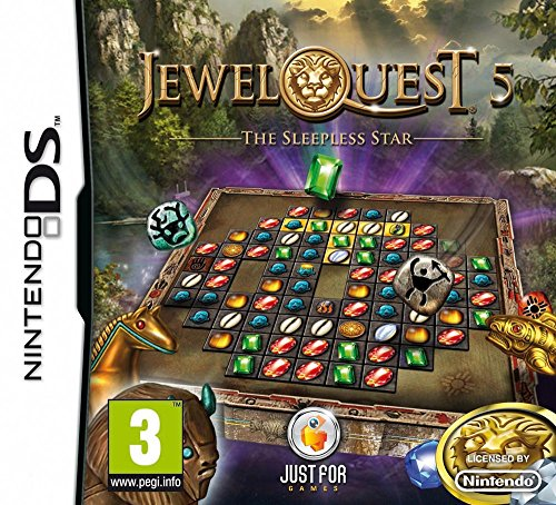 Jewel Quest 5 - The Sleepless Star [Edizione: Regno Unito]