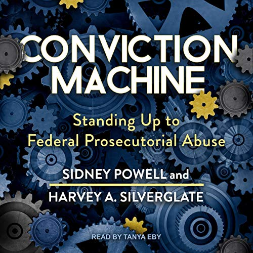 Conviction Machine  By  cover art