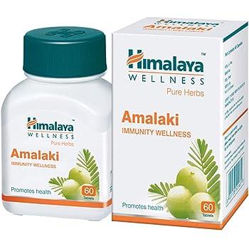 Himalaya Amla C (Amalaki) - Fuente natural más rica de vitamina C ...