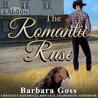 The Romantic Ruse audiobook cover art