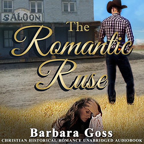 The Romantic Ruse audiobook cover art