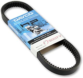 1985-1997 for Polaris Trail Drive Belt Dayco HP Indy Snowmobile OEM Upgrade Replacement Transmission Belts