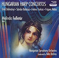 Hungarian Harp Concertoes by Hungarian Harp Cons (2007-03-27)