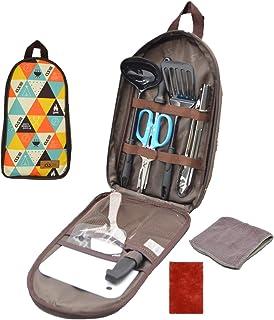 nda-style バーベキュー 12点セット キッチンツール クッキングツール 調理器具 キャンプ アウトドア グランピング