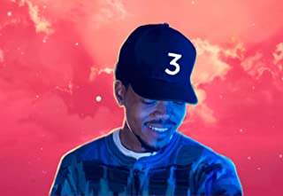 Rock-Poster AcidRap Chance The Rapper 3 - Acid Rap Posters and Prints Unframed Wall Art Gifts Decor 11x17 Poster 3