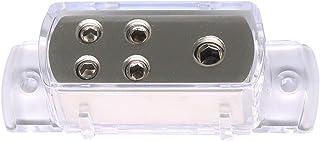 Ronyme 4 Calibre 4 No Bloco de Distribuição de Aterramento de Energia de áudio Automotivo