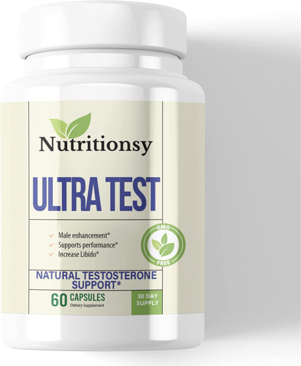 Nutritionsy Ultra Spring new work one after another Premium Testosterone to Booster T-Lev Bombing new work Increase
