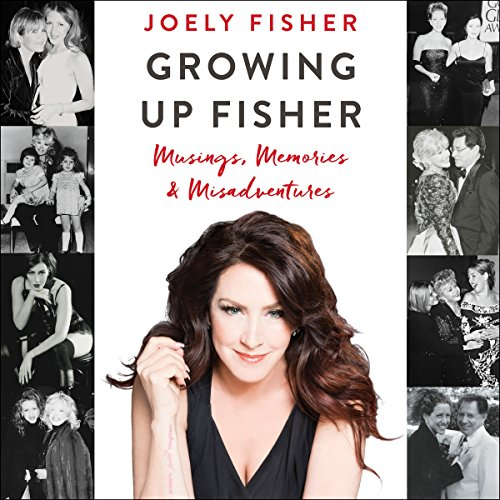 Growing Up Fisher audiobook cover art