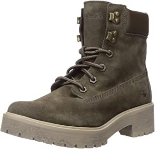 "Timberland Women's Carnaby Cool 6"" Boot Ankle"