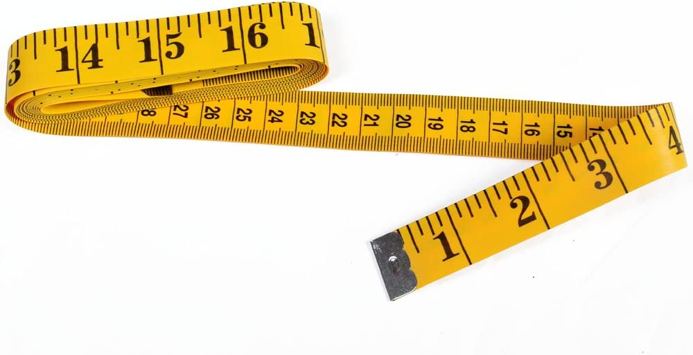 Dxg 120 Inches Soft Tape Measure for Sewing Tailor Cloth Ruler (