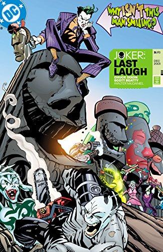 Joker: Last Laugh #3 (of 6) (English Edition)