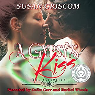 A Gypsy's Kiss cover art