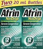Afrin No Drip Severe Congestion - 2/20ml