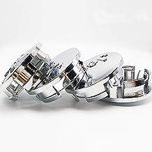 JXHDKJ Set of 4 pcs 56mm Wheel Center Caps Hubcaps for Jeep Grand Cherokee/Jeep Wrangler Rubicon/Liberty