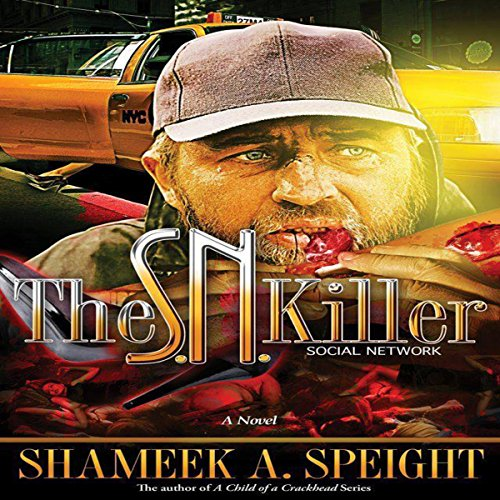 The S.N. Killer audiobook cover art