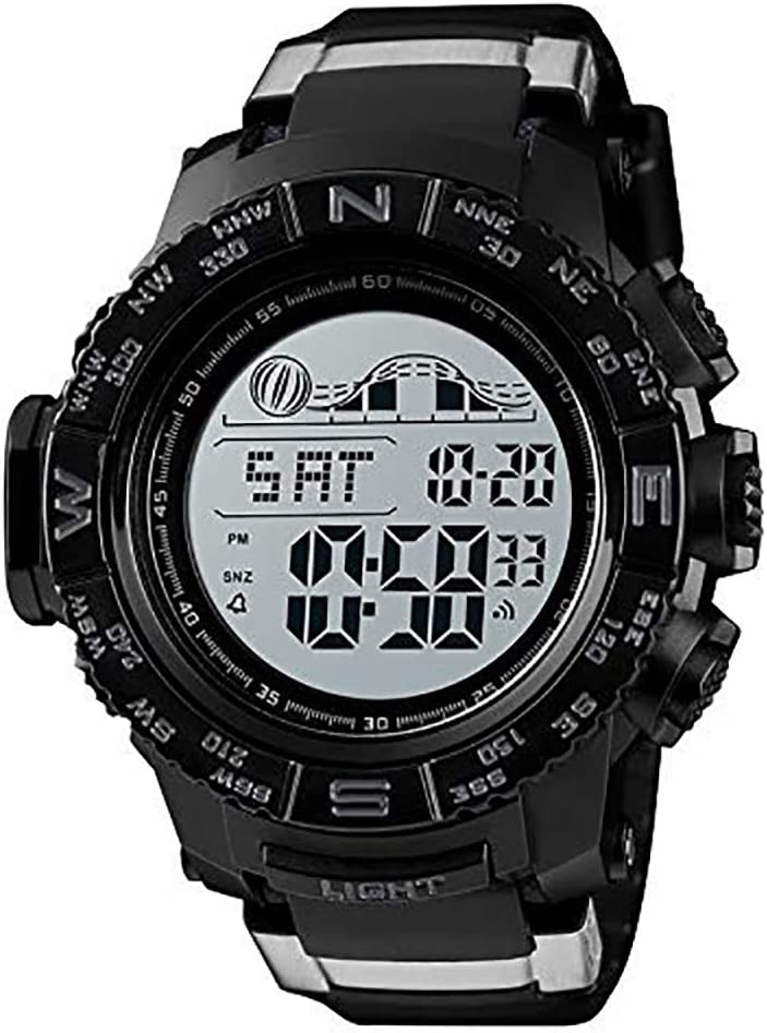 Men's Excellent Electronic Watches Colorado Springs Mall Multi-Function Fashion Waterproof Men'