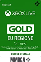 Microsoft Xbox live Gold 12 meses código 25 dígitos