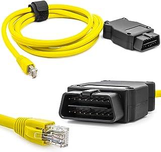 ENET Ethernet Interface OBD Kabel Codierung RJ45 Programmierung Diagnose Gerät