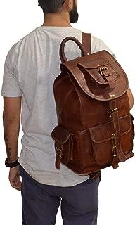 Best leather rucksack brown Reviews