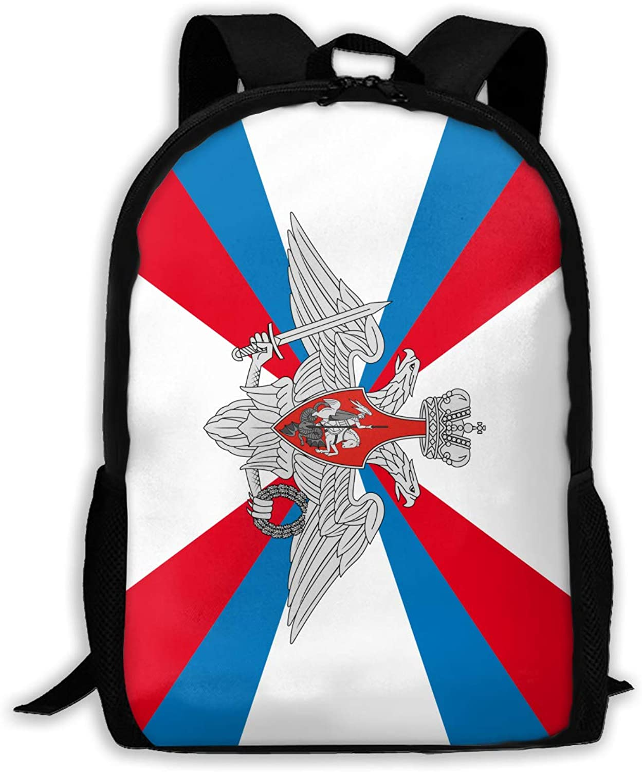 b9b571ea6411 Adult Shoulder Bag Flag of The Ministry of Defence of Russian 3D ...