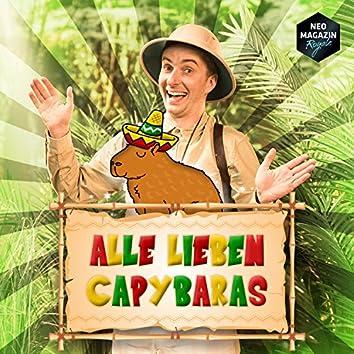Alle lieben Capybaras - Single