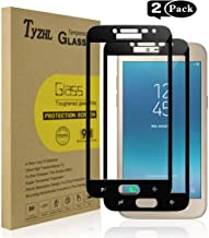 Galaxy Note 5 Tempered Glass Screen Protector, TyZHL Screen Protector 9H Hardness,Anti-Scratch [Full Screen Coverage][Full Adhesive], [2-Pack] Black