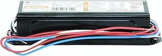 GE Lighting 80819 GEM220TS120DIY LFL Magnetic Rapid Start Ballast for 2 - F20T12, F15T8, F15T12, F14T12