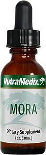 NutraMedix Mora Drops - Bioavailable Yarrow Flower, BlackBerry & Capirona Herbal Liquid Tincture - Herbal Microbial & Gast...