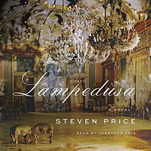 Lampedusa audiobook cover art