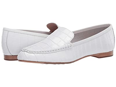 Taryn Rose Diana (White Croco) Women
