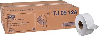 Tork Universal TJ0912A Jumbo Bath Tissue Roll, 1-Ply, 8.8