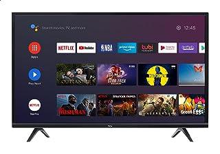 تليفزيون سمارت اندرويد 4K 55 بوصة الترا اتش دي مع ريسيفر مدمج من تي سي ال - 55P615