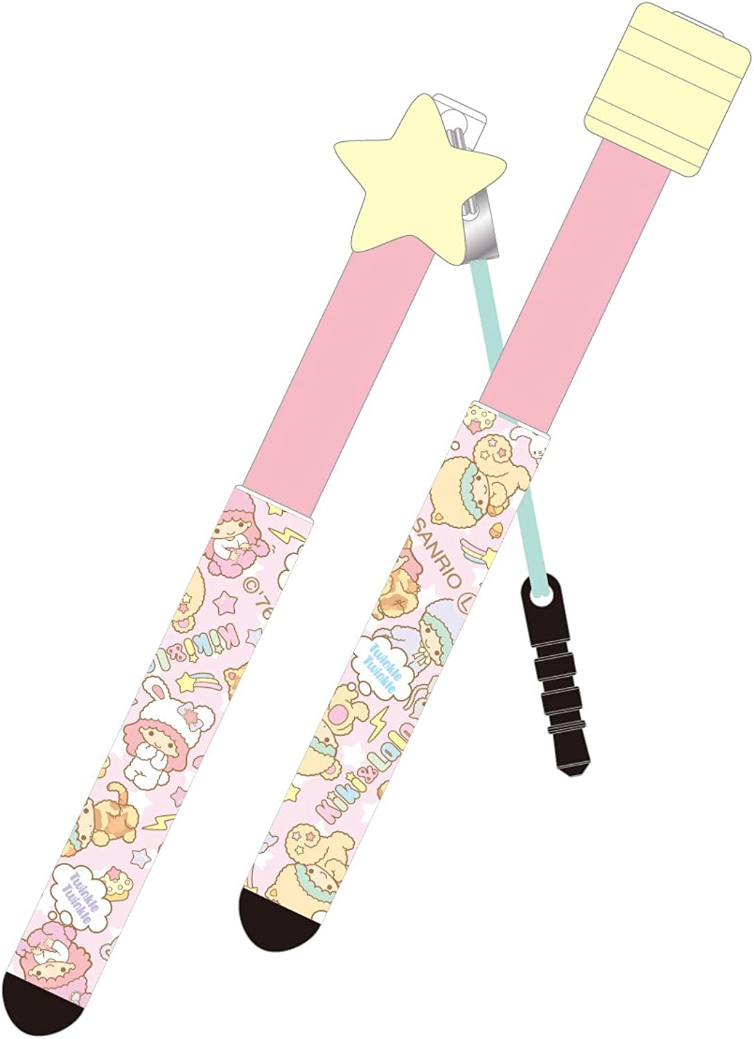 Little Twin Stars Touch Pen for Smartphone (japan import)
