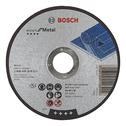 Bosch 2 608 600 219 - Disco corte recto Expert for